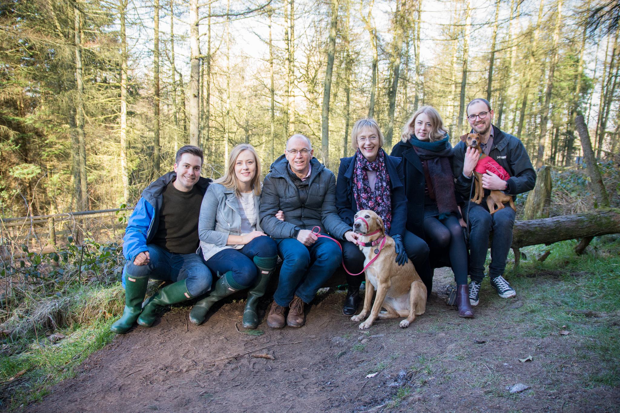 Hunter Family -