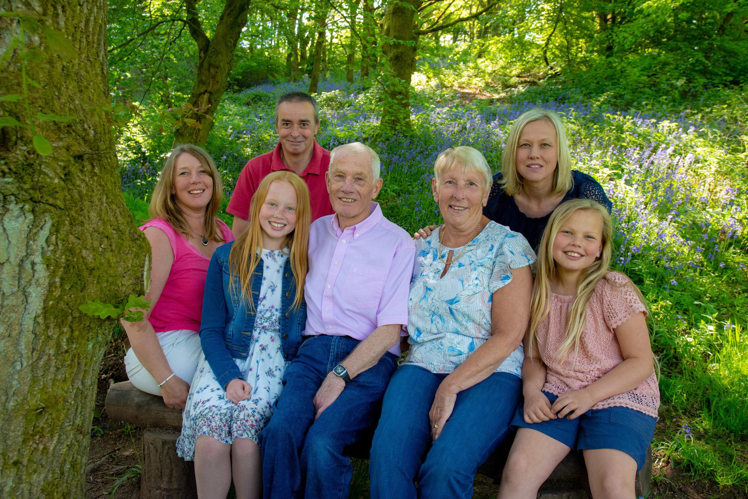 Jennings Family -