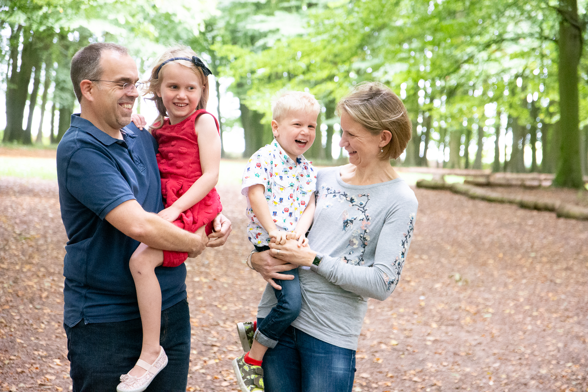 Robinson Family -