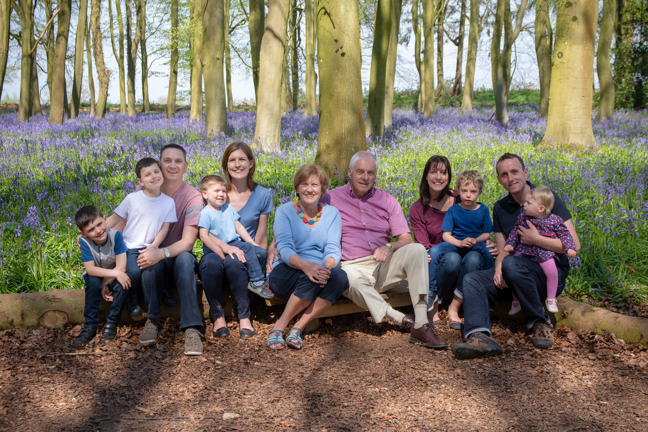 Hill Family -