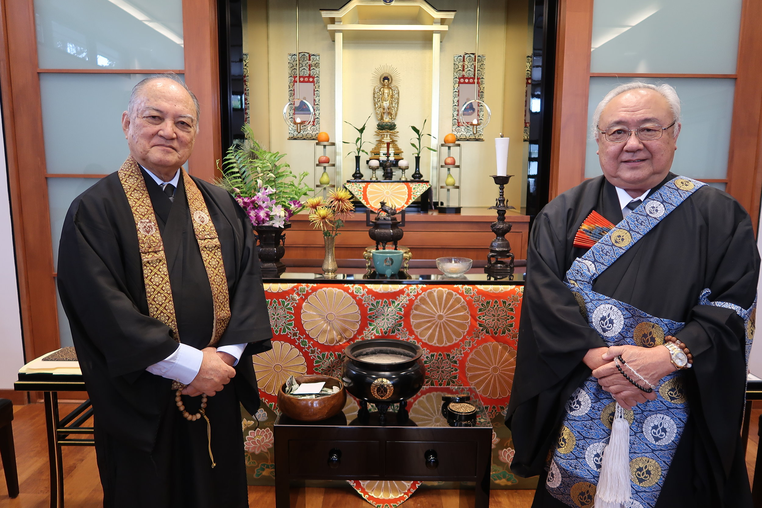Hoonko Service   Rev. Thomas Okano   Read More