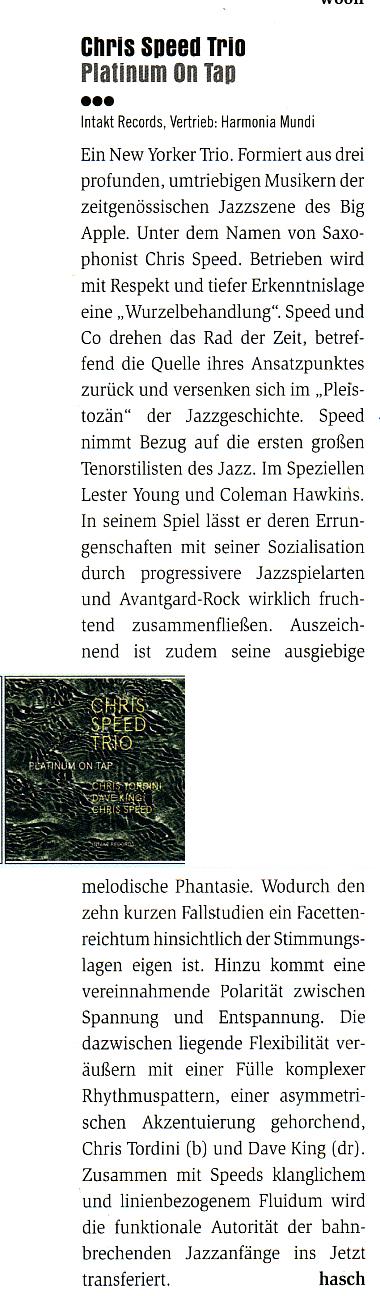 Hannes Schweiger, Concert (Österreich)