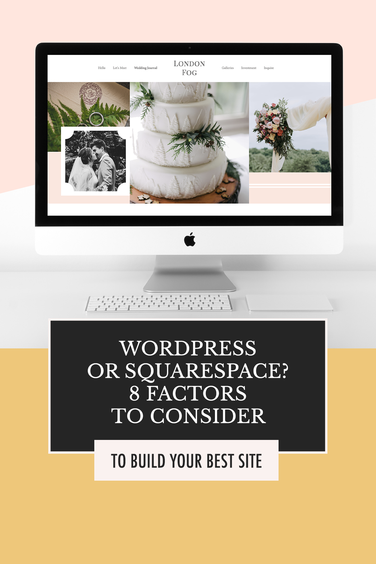 WordPress or Squarespace? | A little help from Alexis the Greek