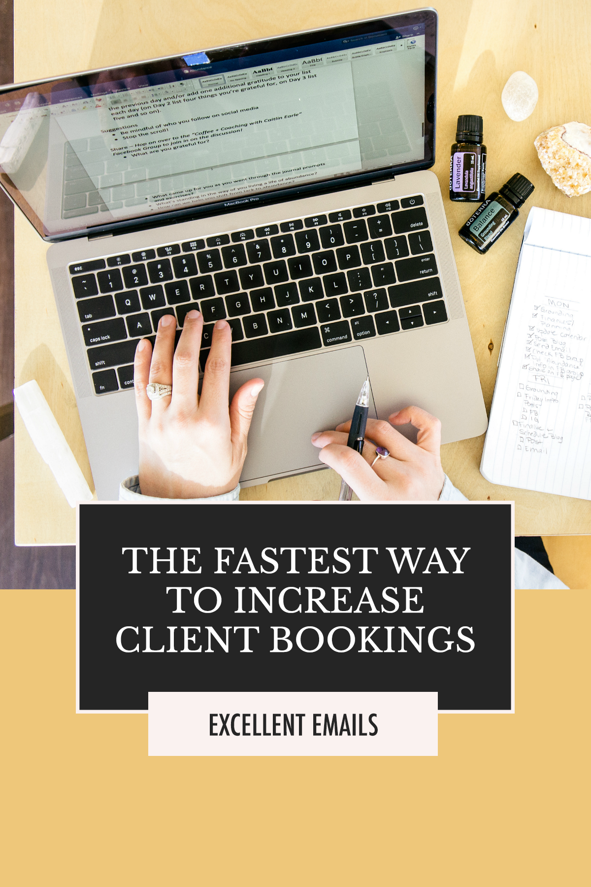 Are your email responses sending potential clients away? Not on our watch! Here are 7 tips to secure clients from email inquiries… with 3 free templates! | The Fastest Way to Increase Your Client Bookings: Excellent Emails | Alexis the Greek blog