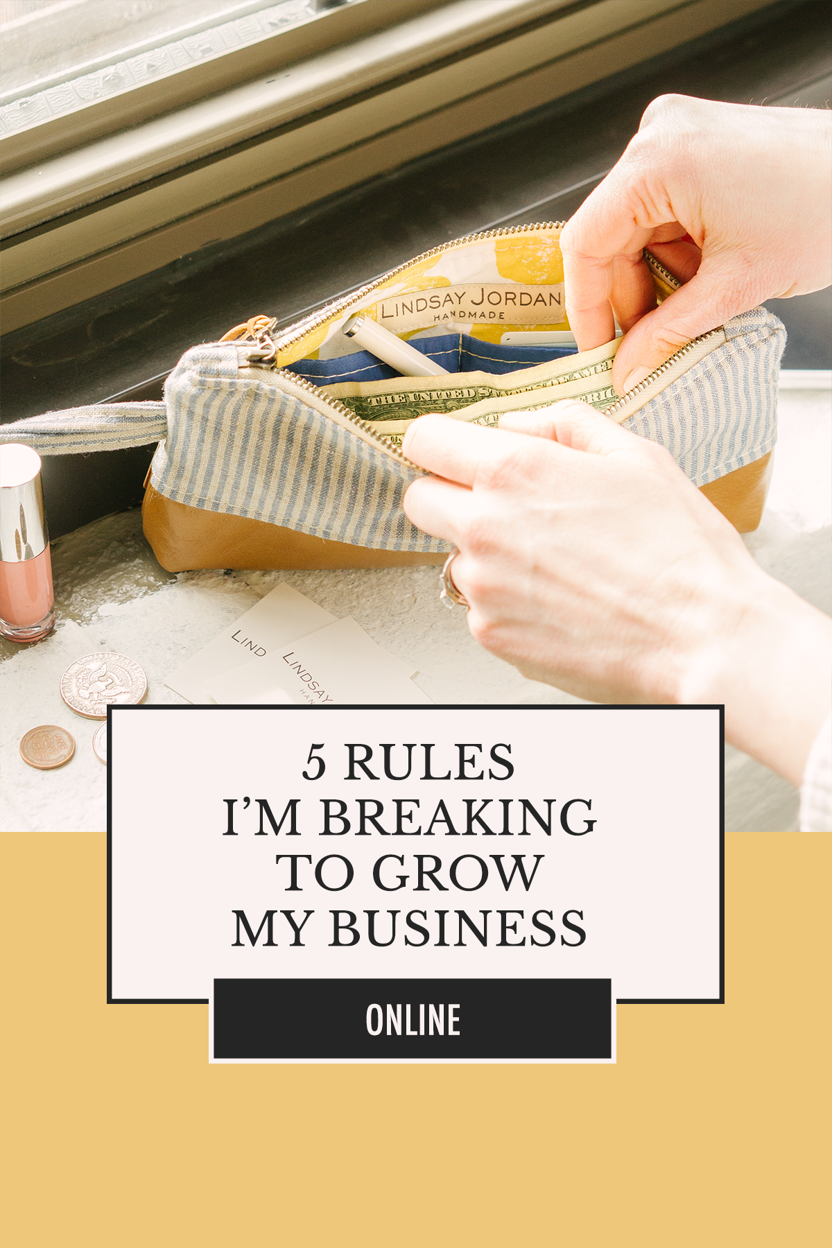 When to Break the Rules to Grow Your Business | Alexis the Greek blog