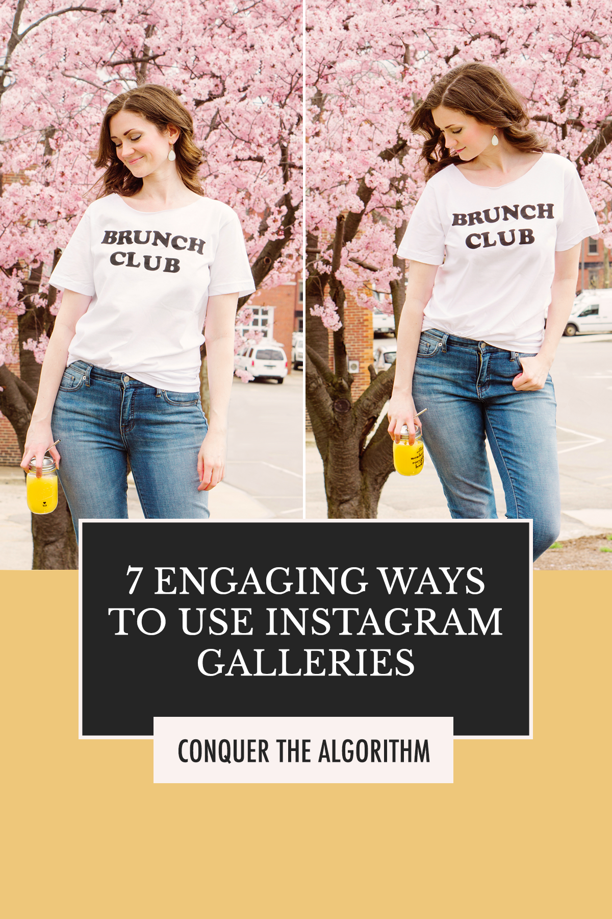 Instagram algorithm got you down? Reverse the blues with this 7 engagement-boosting strategies to use with Instagram Galleries! | Alexis the Greek blog