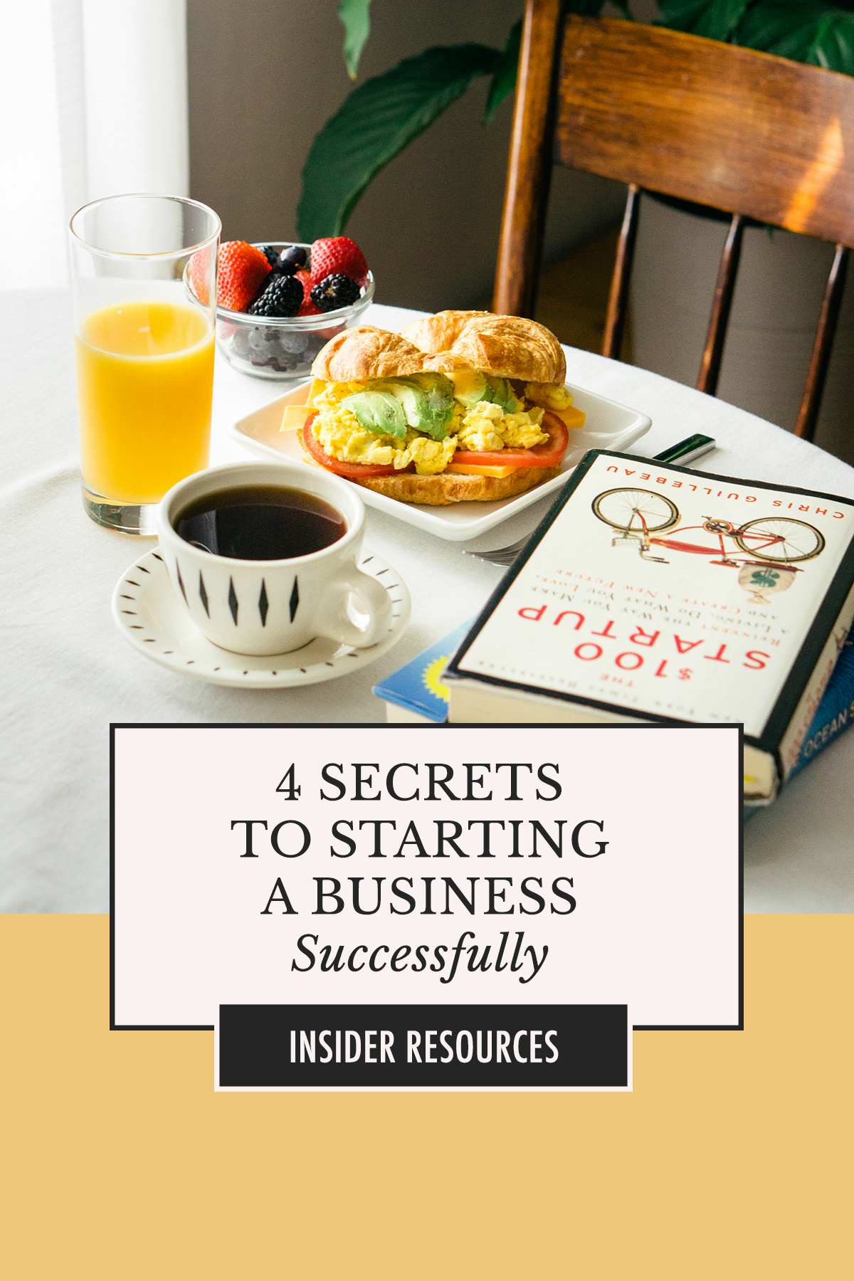 Are you afraid to launch, or did your business plateau after the first year? Here are some affordable steps to try to change that! | 4 Secrets to Starting a Business Successfully | Alexis The Greek blog
