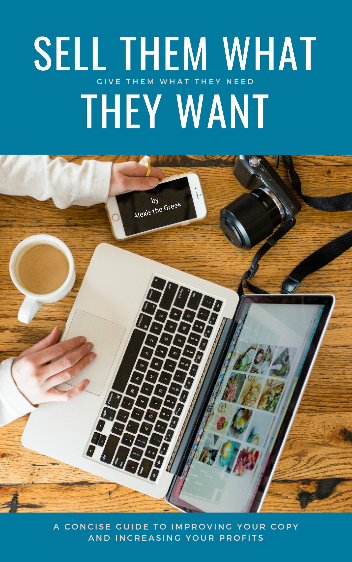 This original ATG e-guide will help you write copy that sells—on your website, sales pages, and all your marketing materials! Includes a workbook and exclusive video!   Click here for more info.