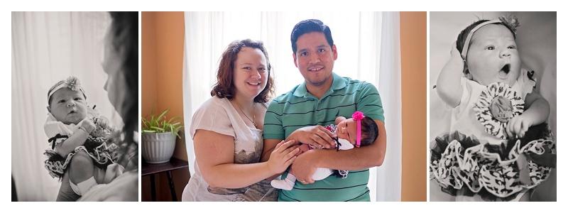 In-Home Newborn Session