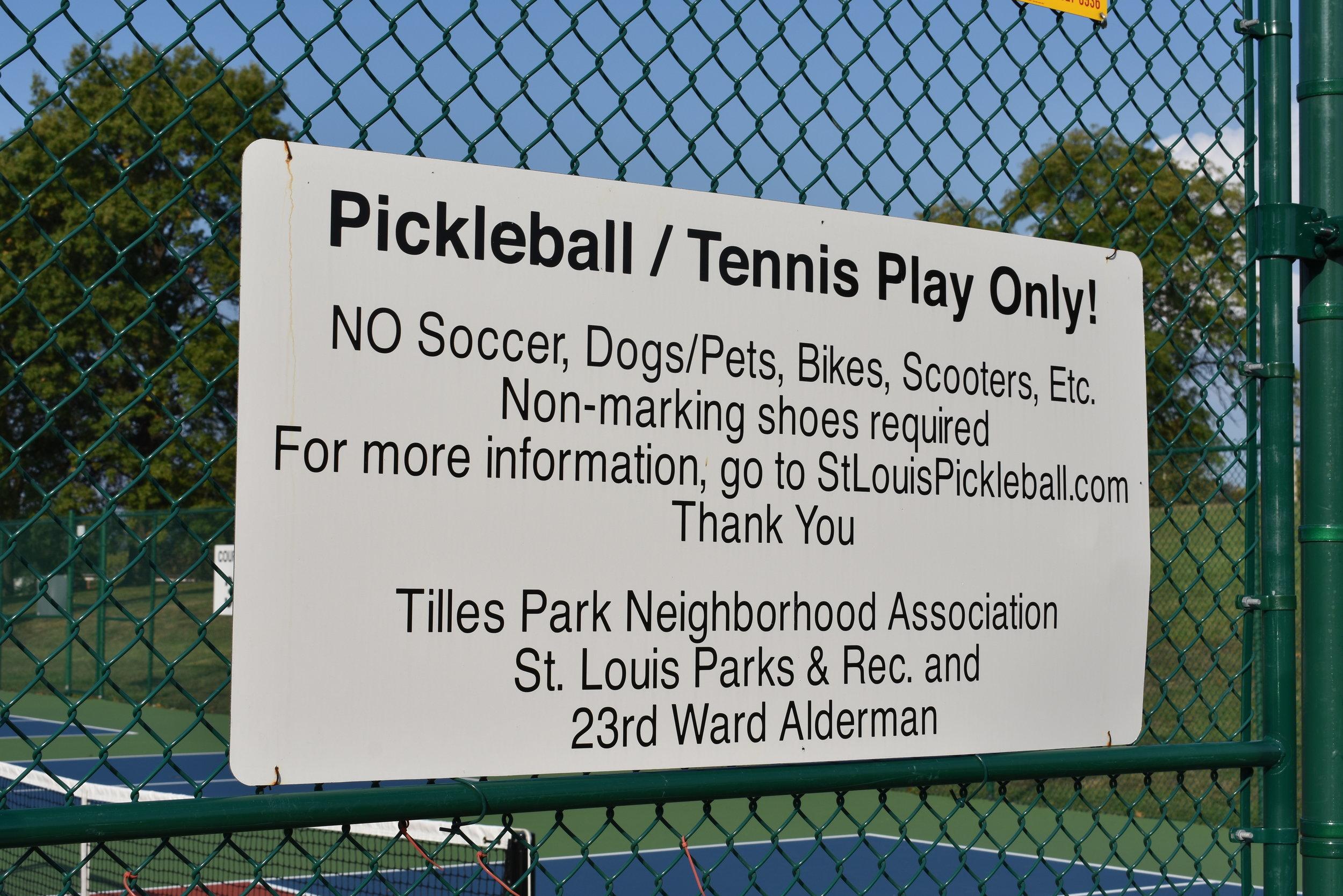Tilles Park — St  Louis City Talk