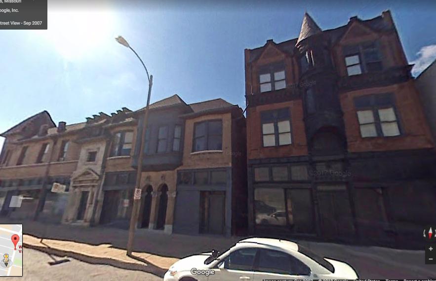 2007 Google Streetview Image