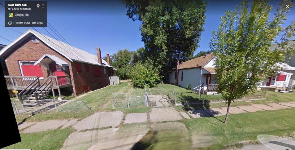 2009 Google Street View Image