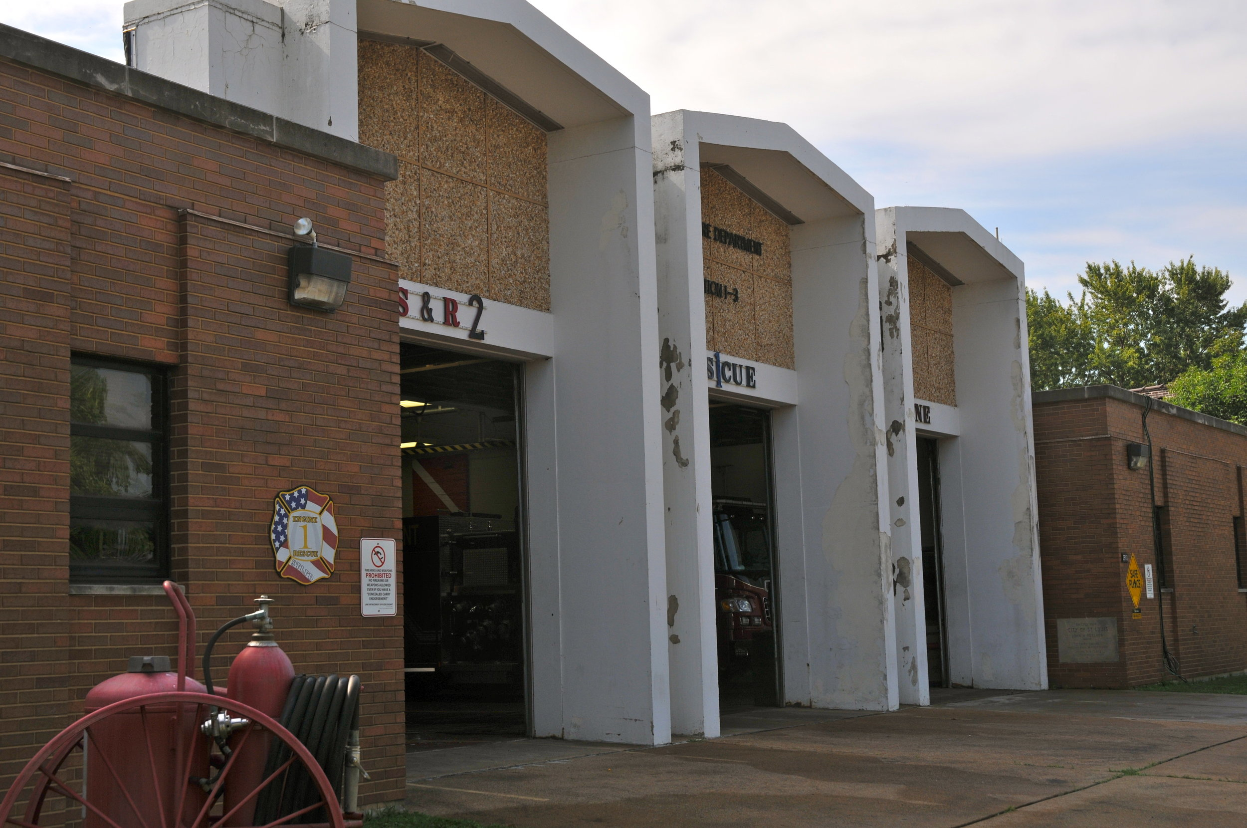 Firehouse #1 - Benton Park