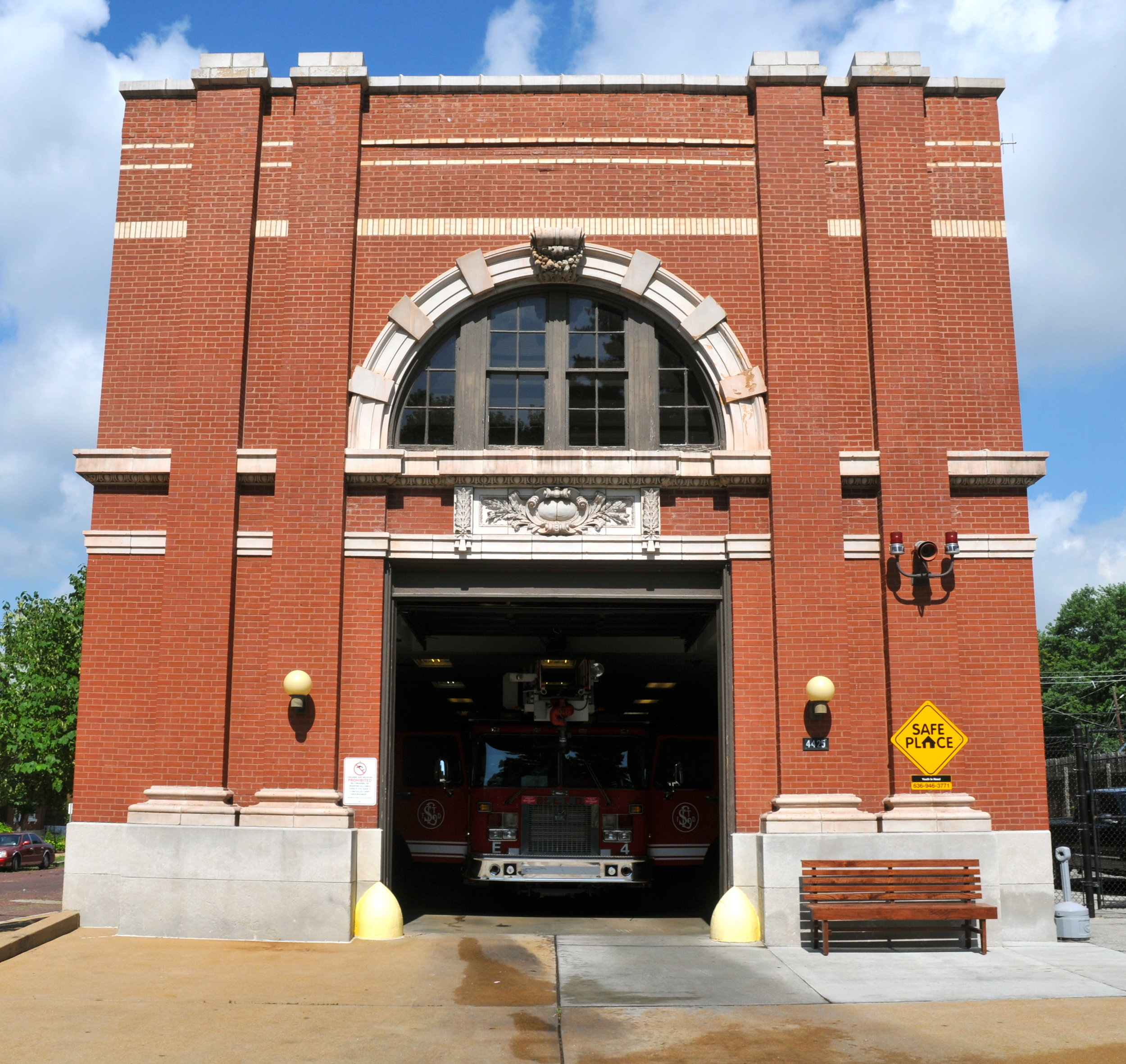 Firehouse #4 - Dutchtown