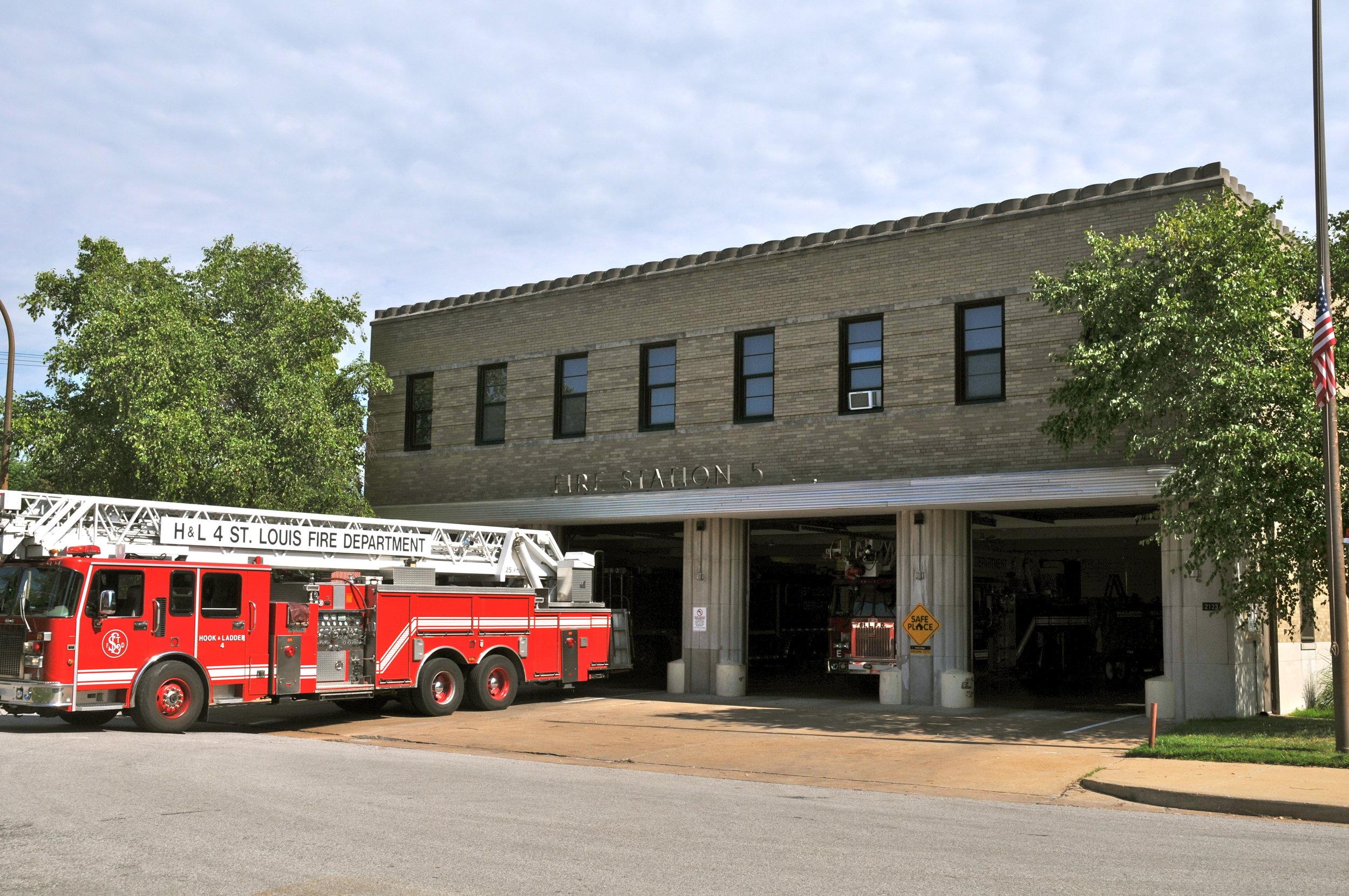 Firehouse #5 - St. Louis Place