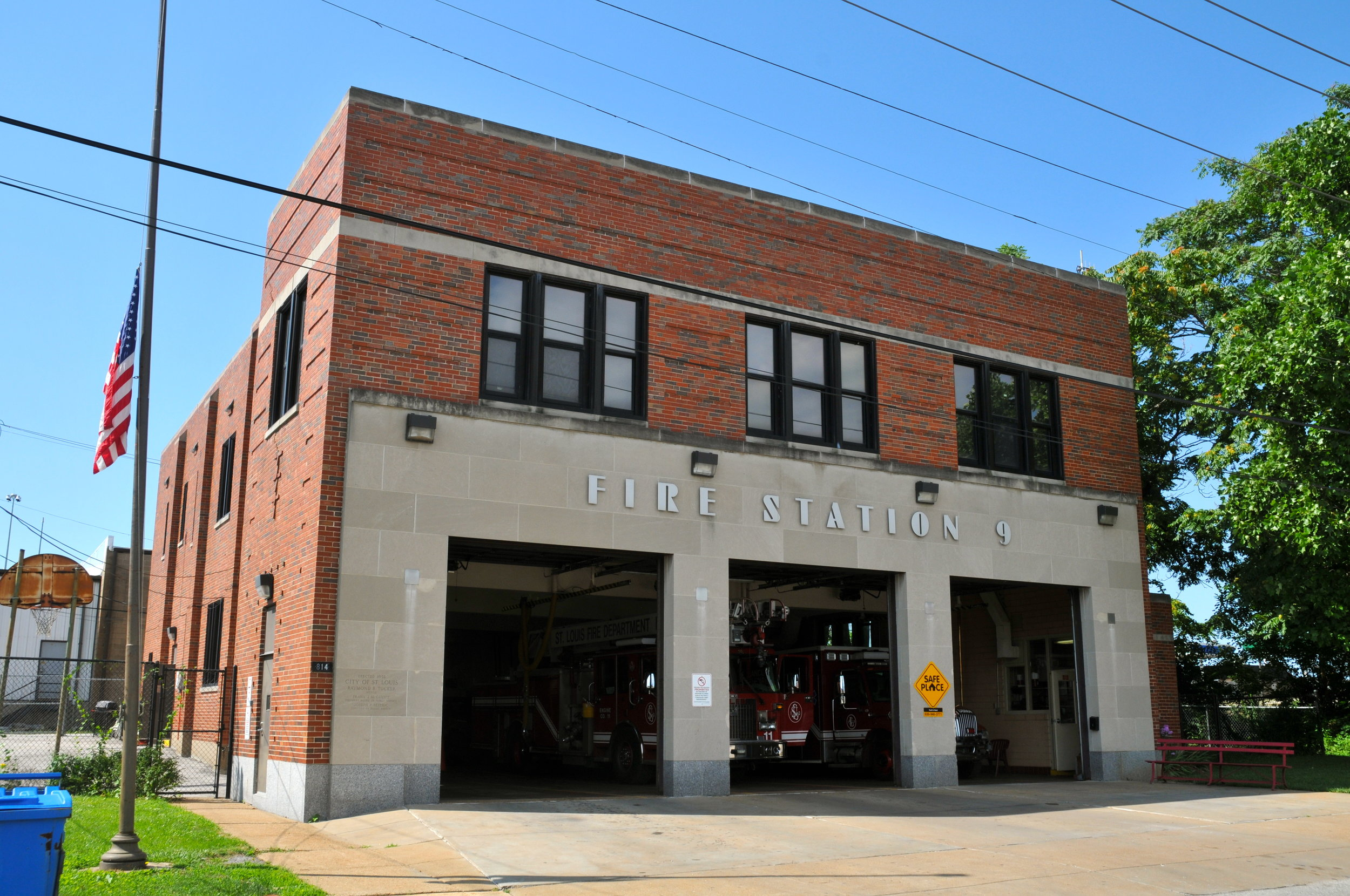 Firehouse #9 - Near North Riverfront
