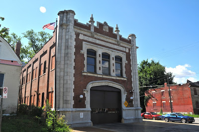 Firehouse #13 - Hamilton Heights
