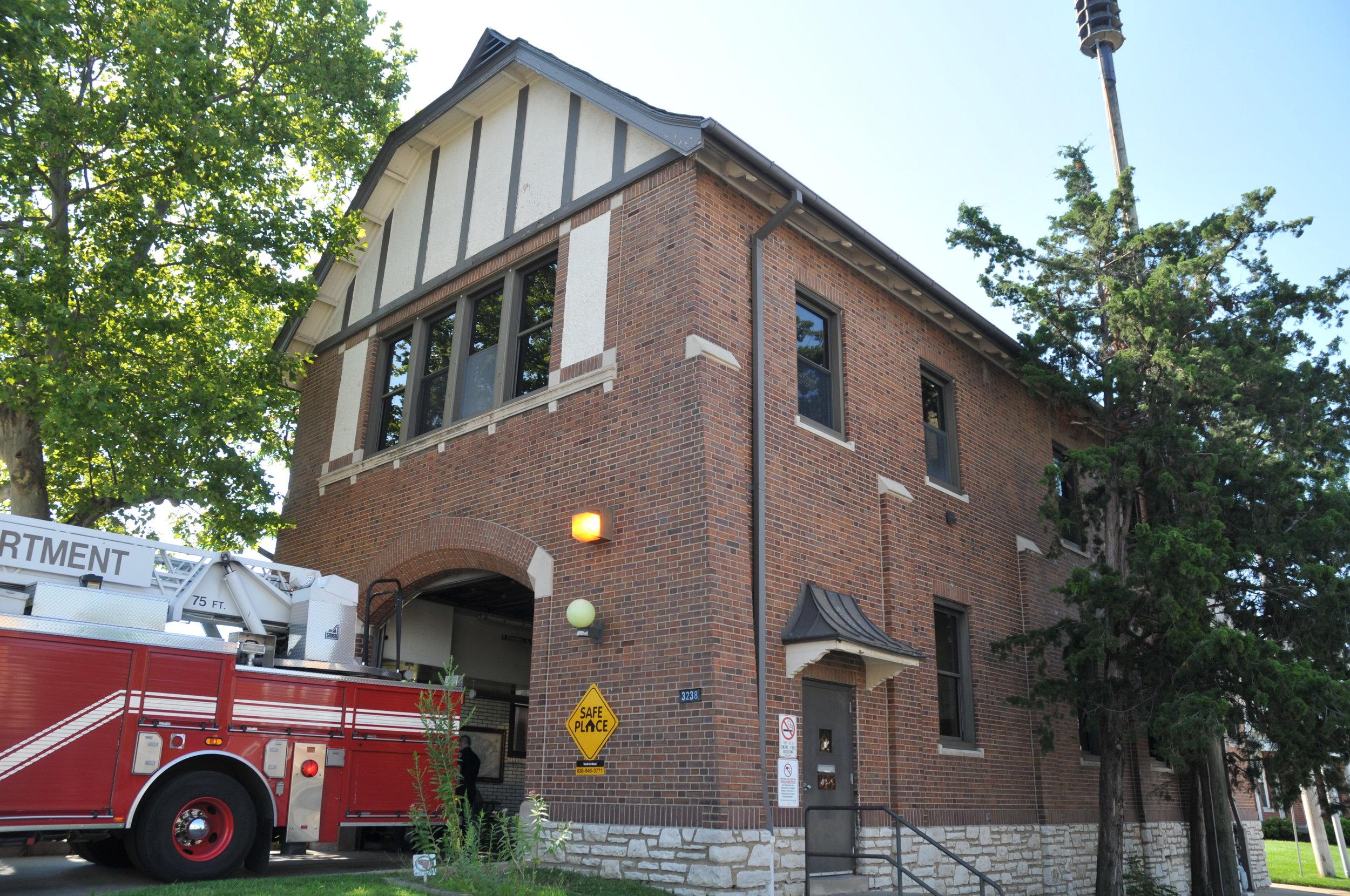 Firehouse #17 - Covenant Blu/Grand Center