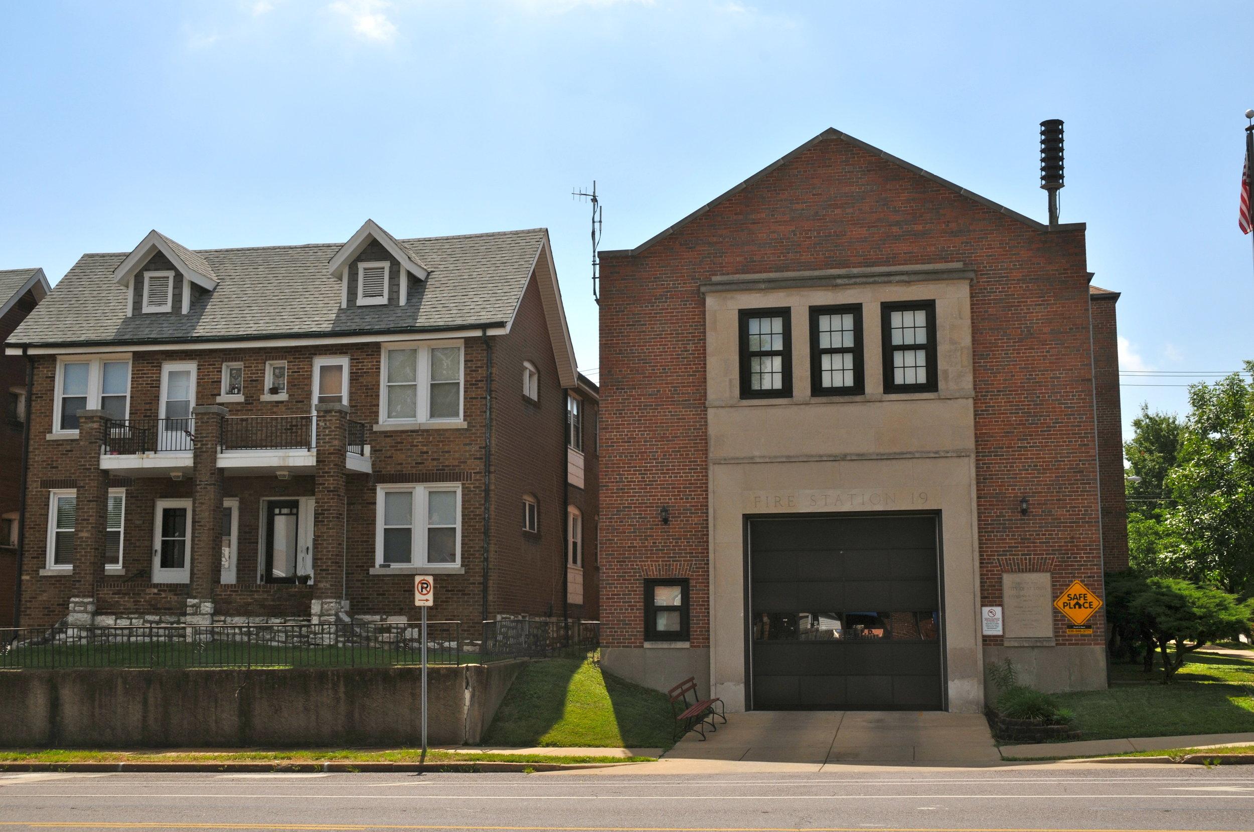 Firehouse #19 - Boulevard Heights