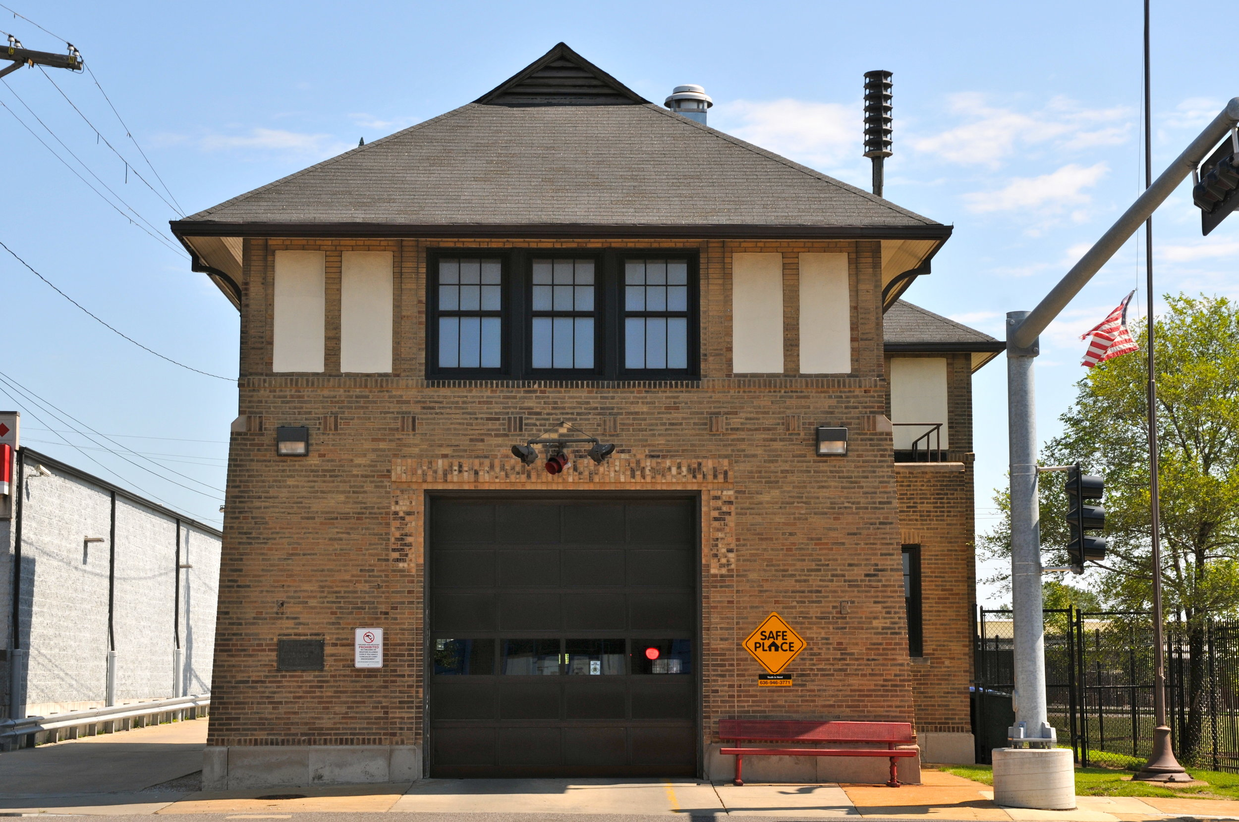 Firehouse #24 - Mark Twain/I-70 Industrial