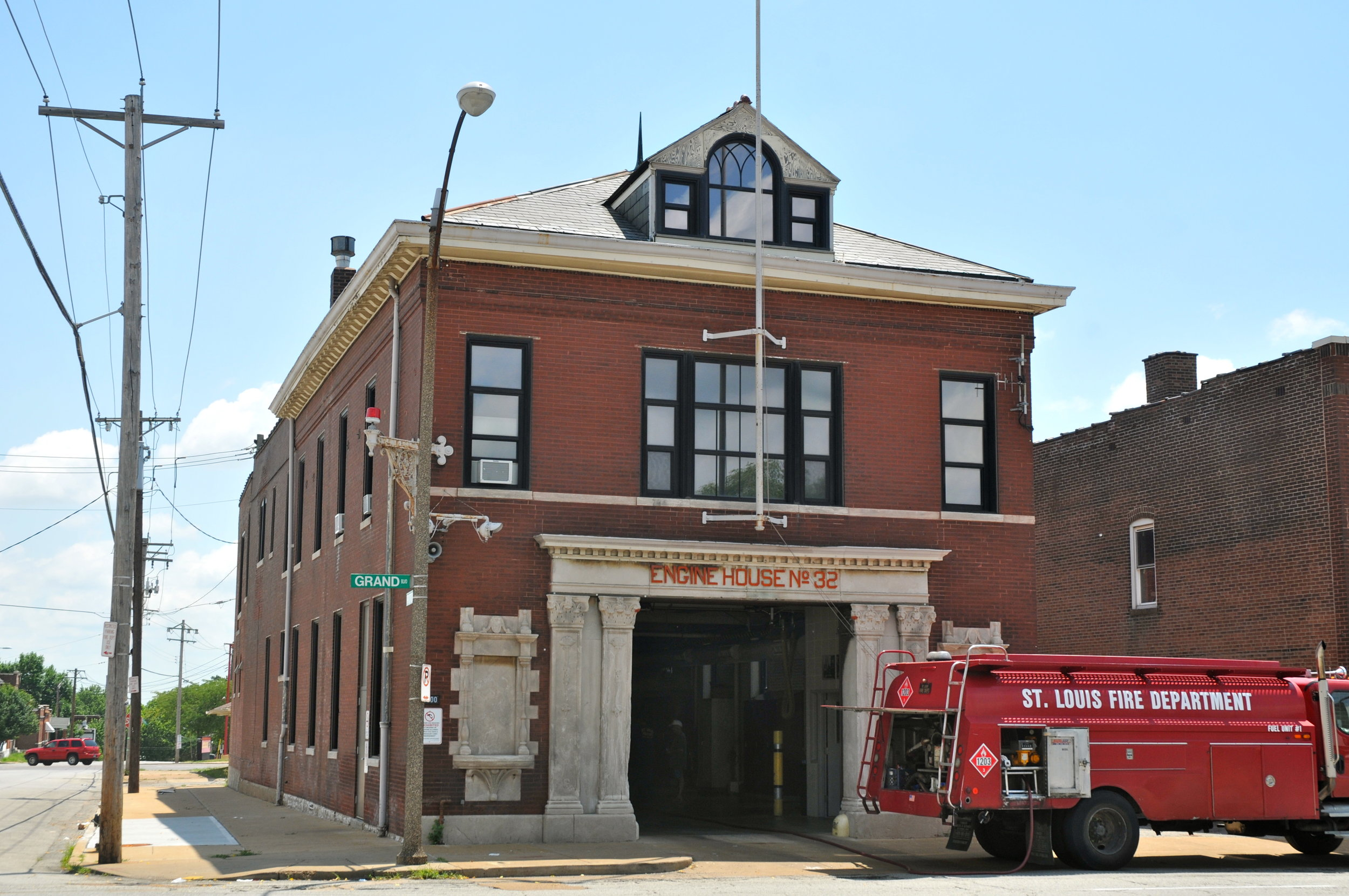 Firehouse #32 - Tower Grove East