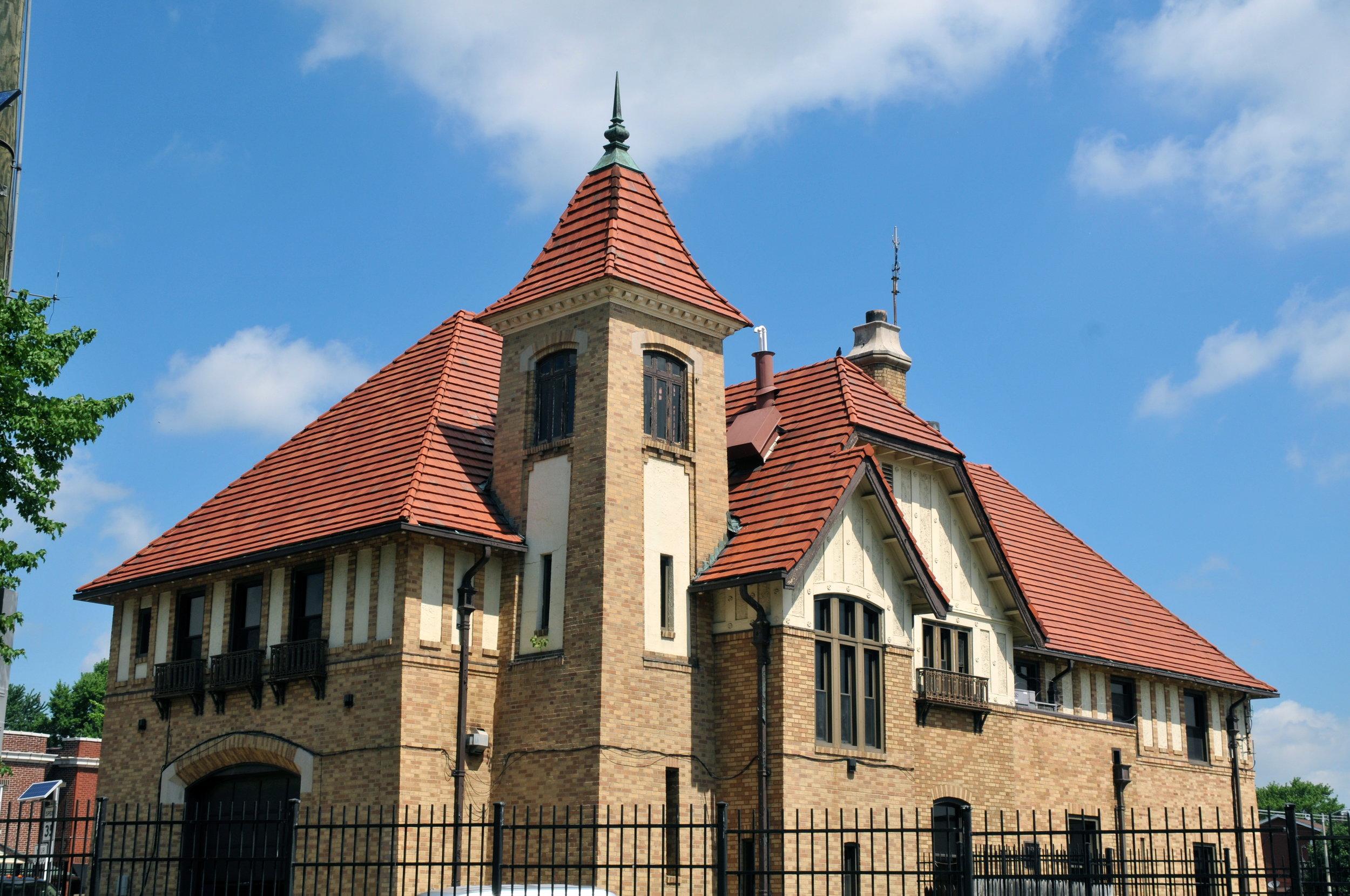 Firehouse #36 - Princeton Heights