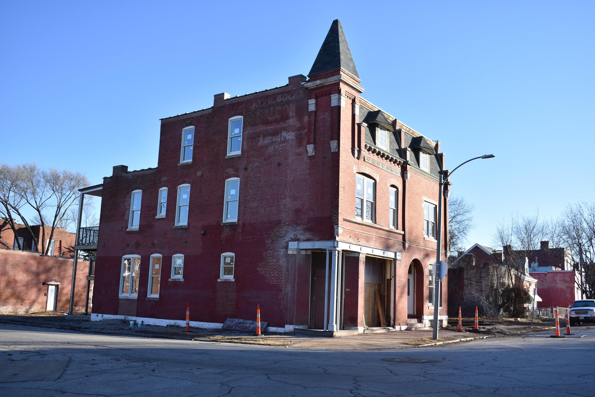 Chippewa Park - Gravois Park and Dutchtown — St  Louis City Talk