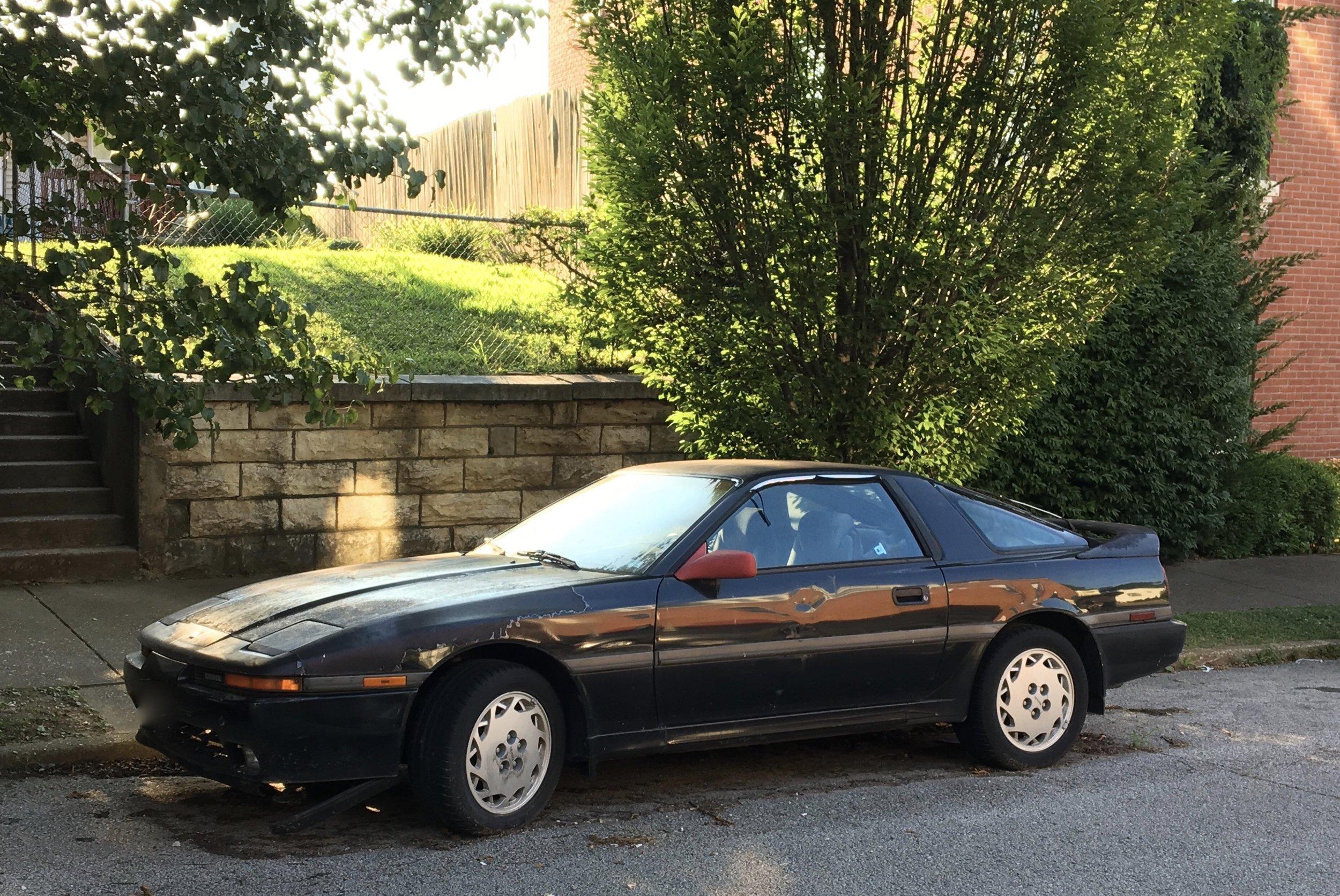 Nobody saw the nineties coming like late eighties Toyota