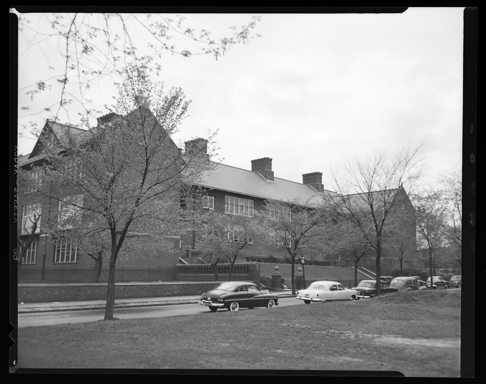Photo Source -  Missouri Historical Society  (ca. 1952)