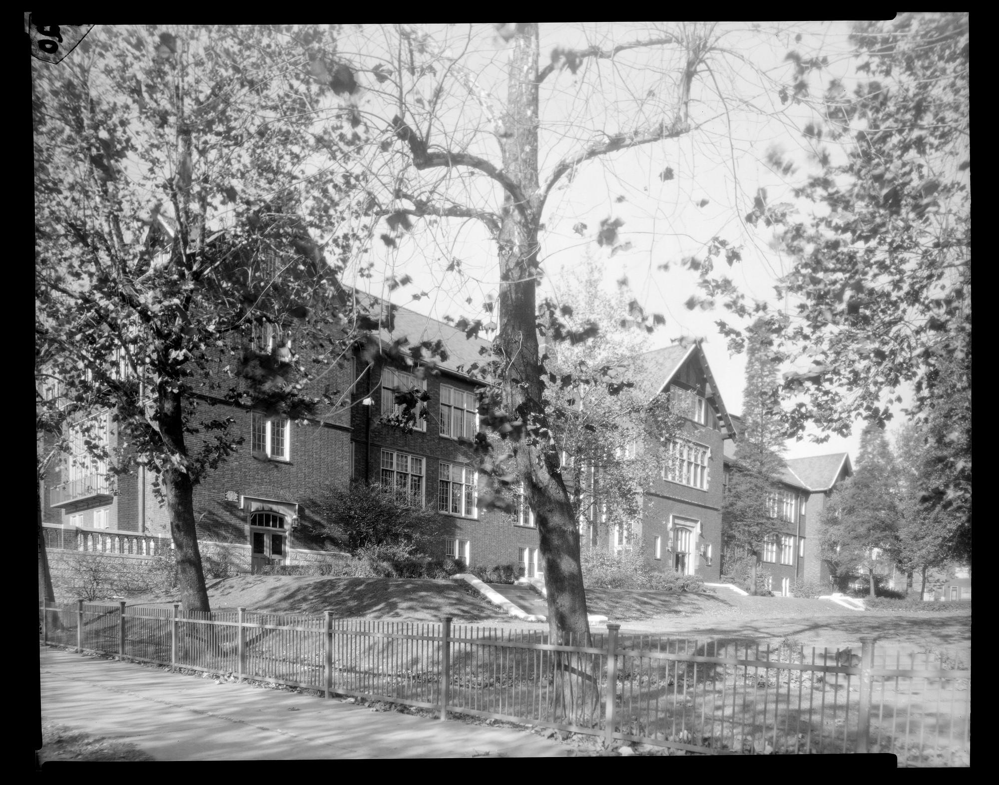 Photo Source -  Missouri Historical Society  (ca. 1949)