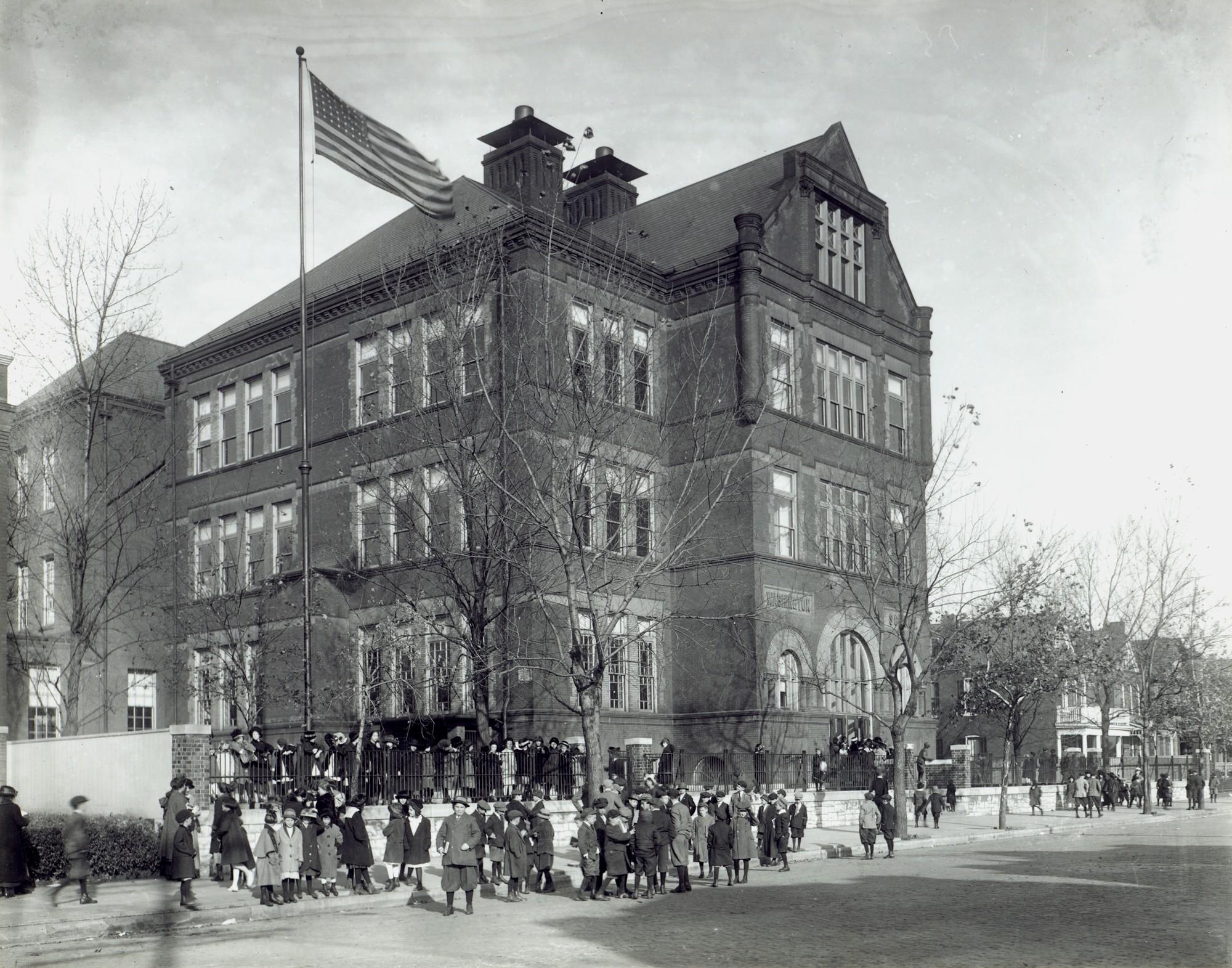 Photo Source -  Missouri Historical Society  (ca. 1916)