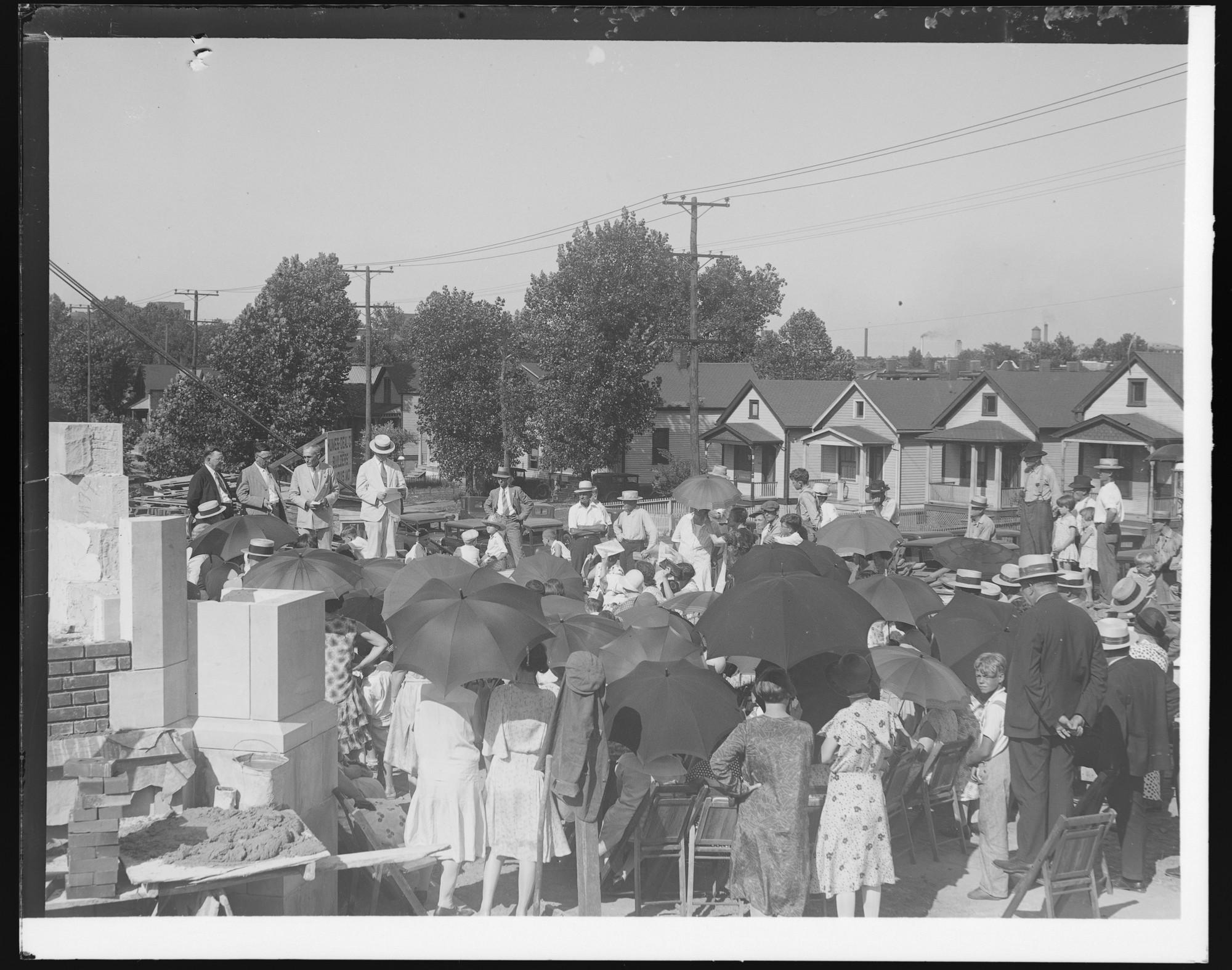 Photo credit:  Missouri Historical Society  (ca. 1930)