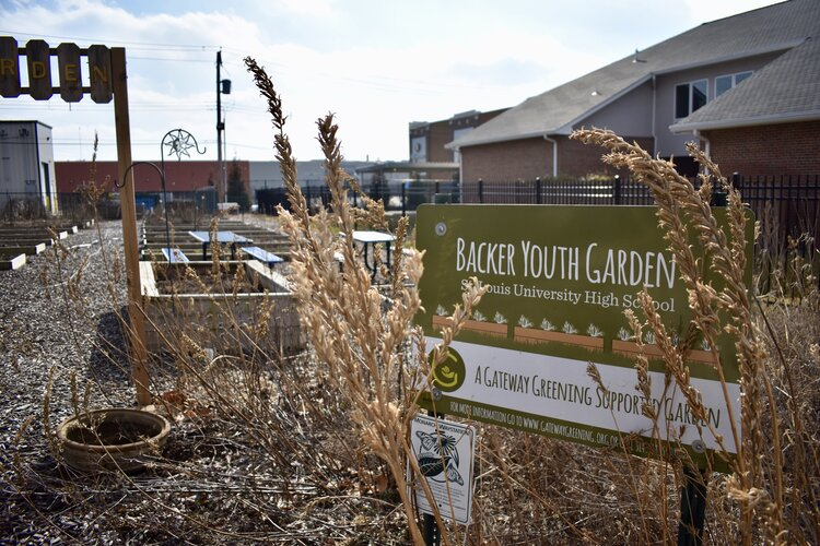 Backer Youth Garden