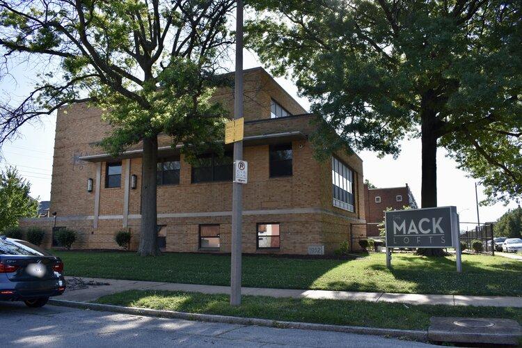 Mack Lofts - former Hope Lutheran School
