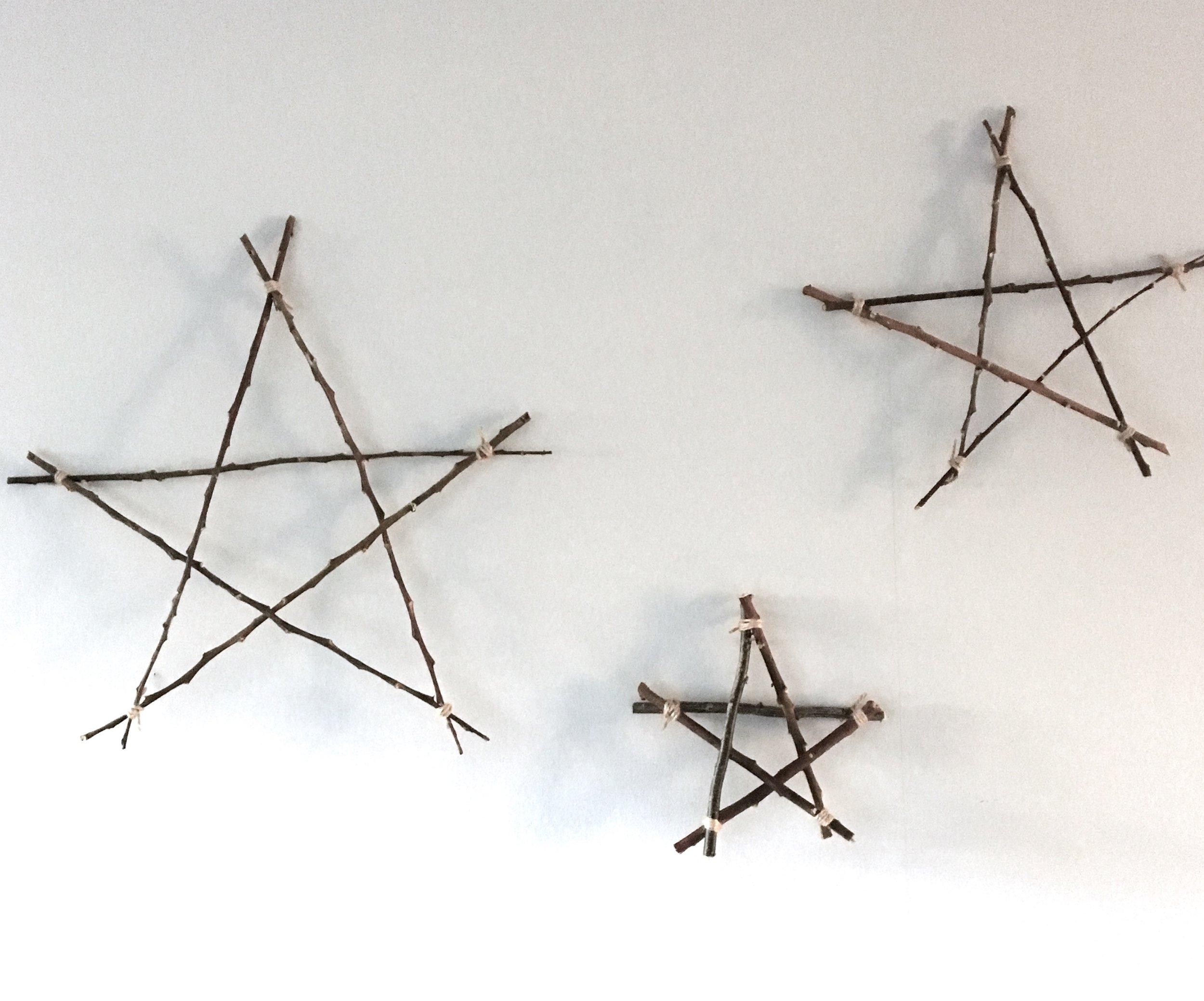 Home Trousseau Twiggy Stars