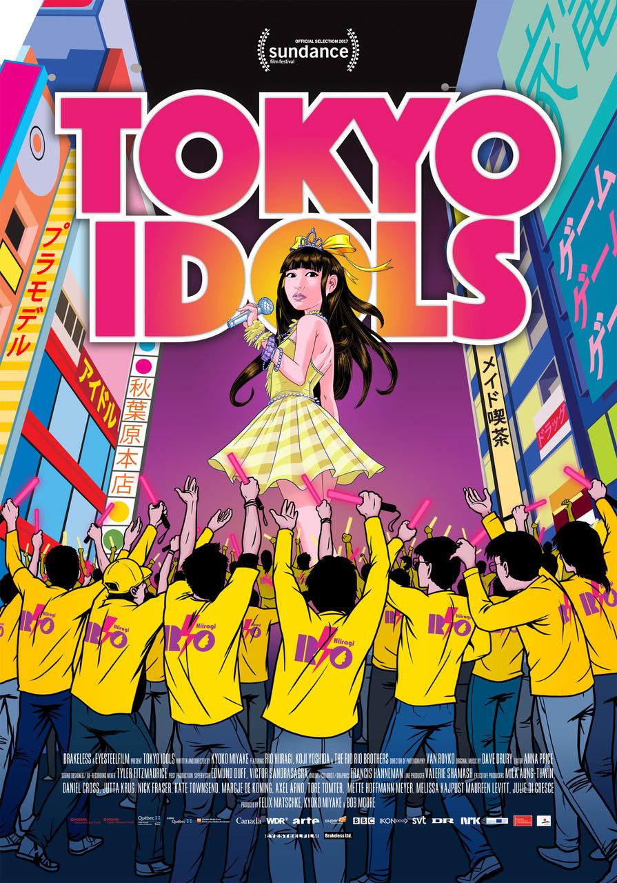 Tokyo Idols Poster