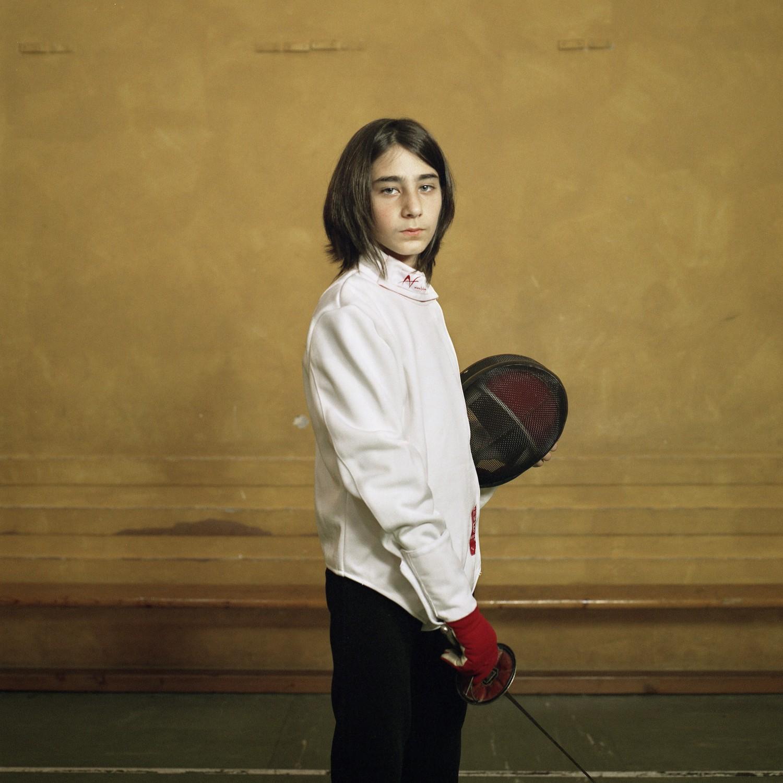 Lorenzo at 12