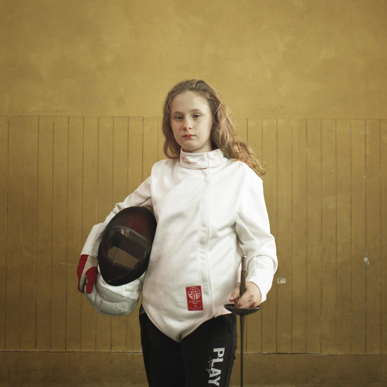 Katharina at 12