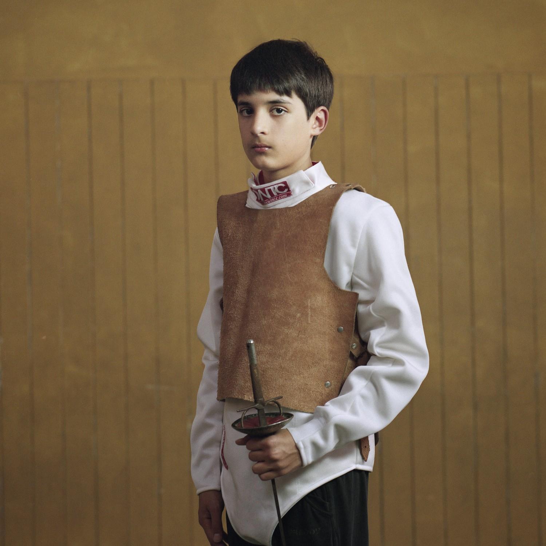 Federico at 12