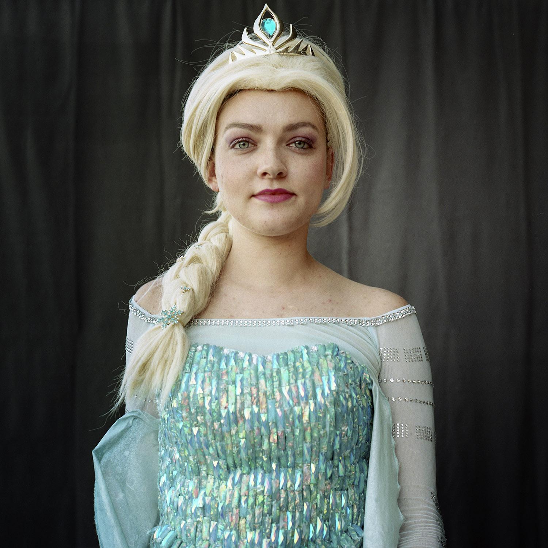 Flavia   Elsa - Frozen