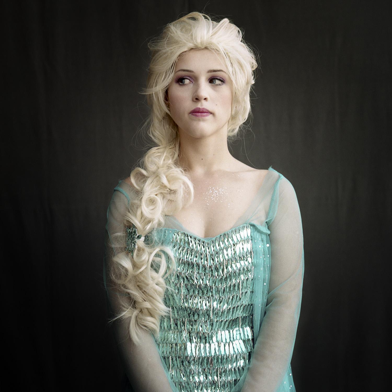 Nicoleta   Elsa - Frozen