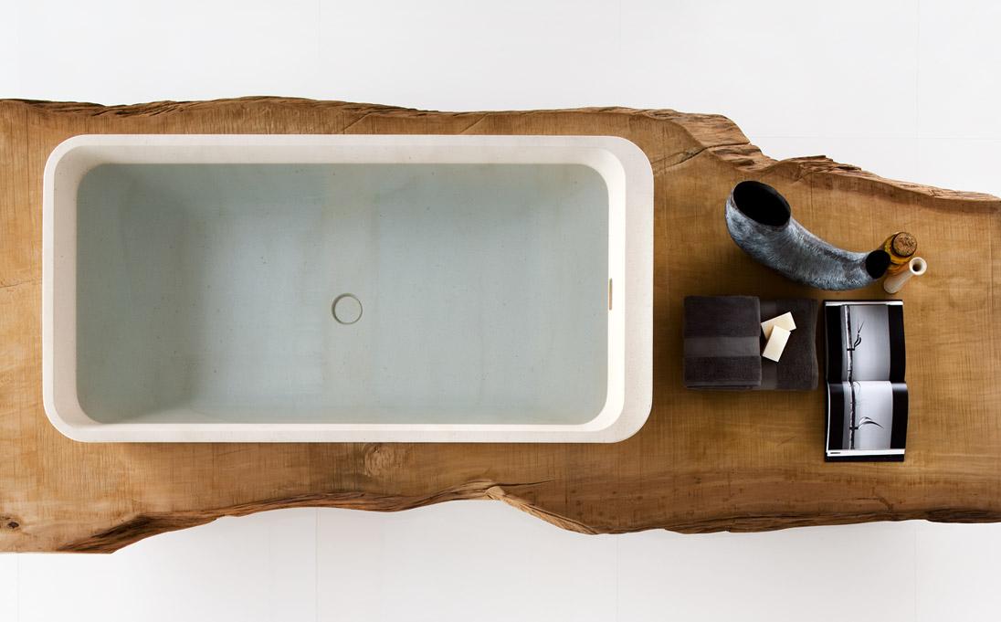 Duo Bathtub with Kauri peninsula  - Inquire