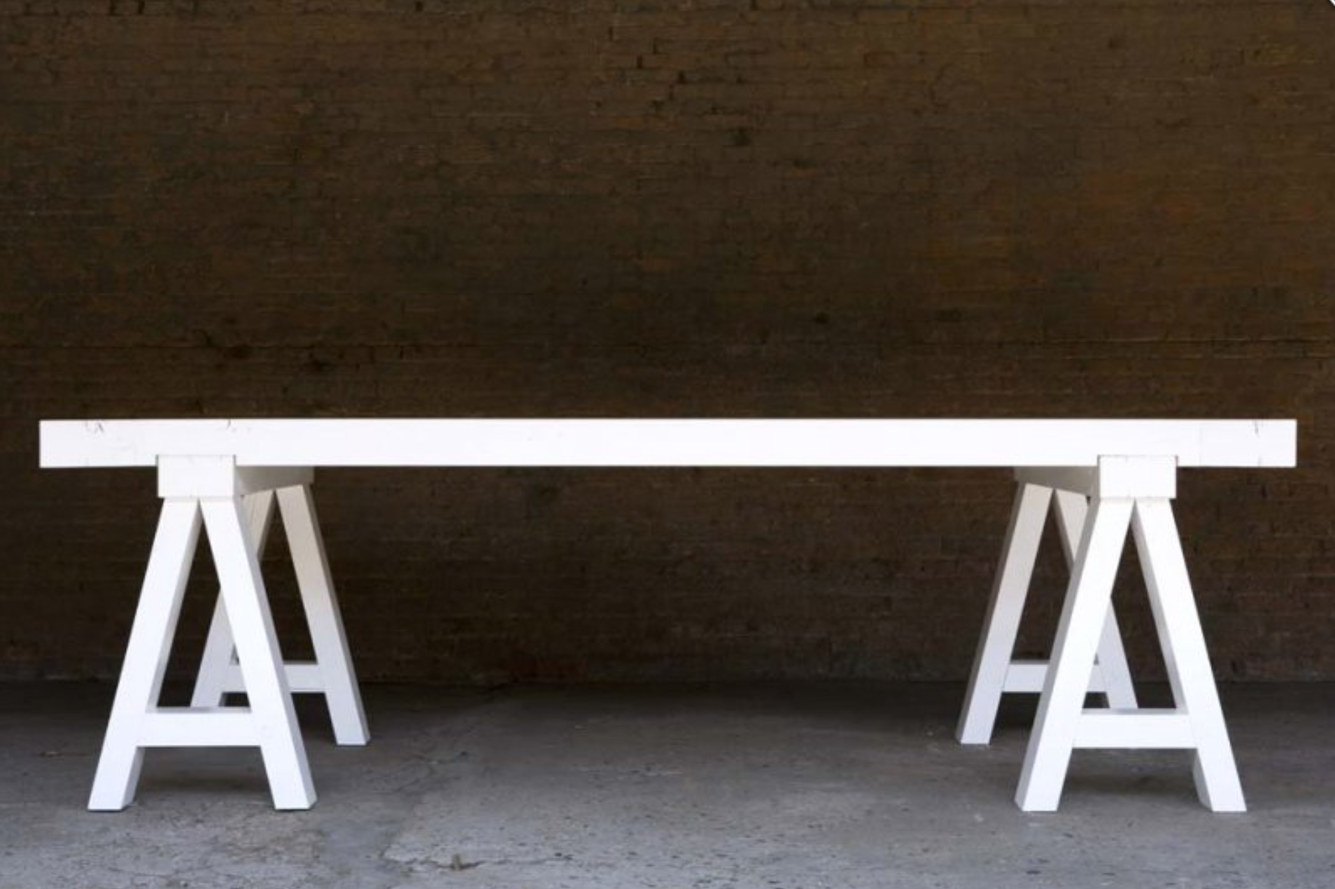 Trestle Table 1  -  Inquire