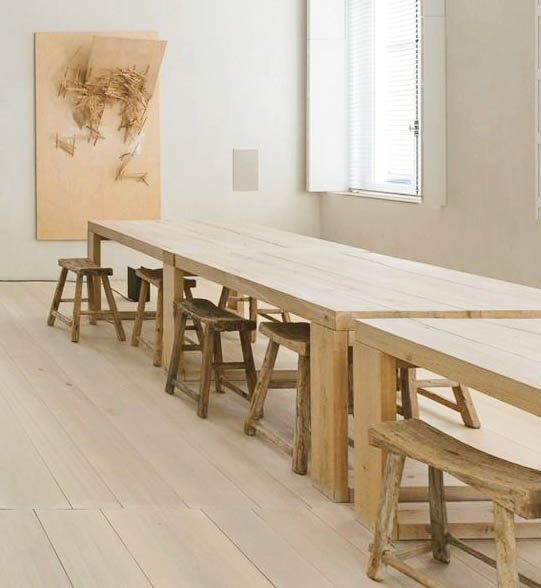 The Atelier Table  -  Inquire