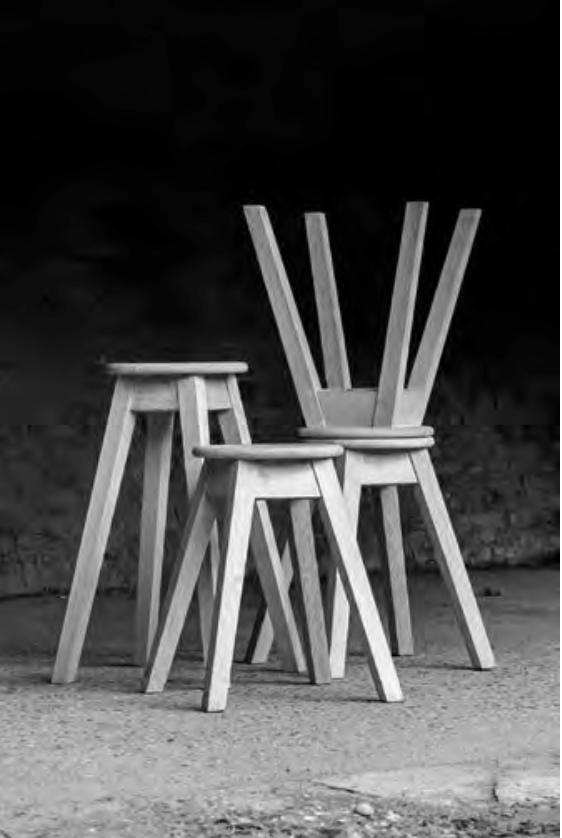 High and Low Stools   -  Inquire