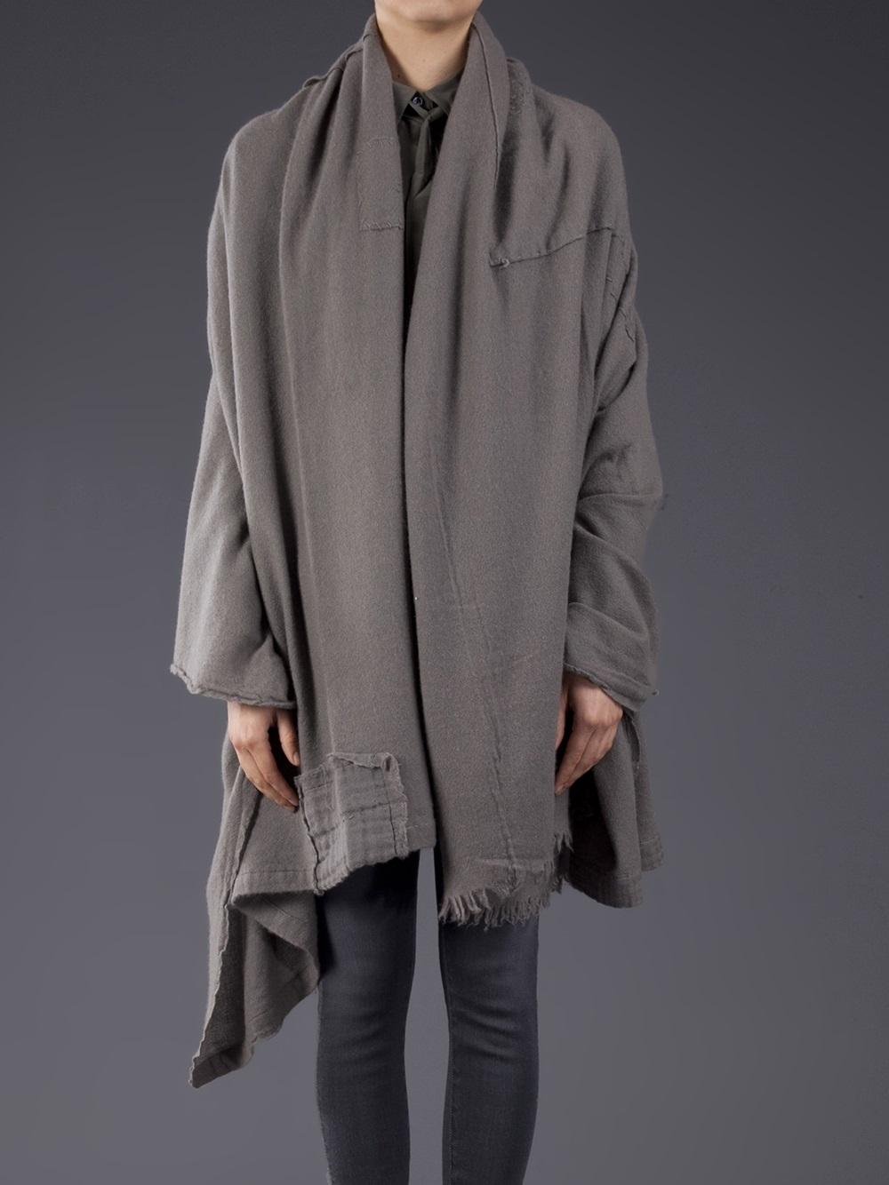 Grey Cashmere Shawl  - Inquire