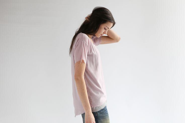 Rose Silk Top  - Inquire