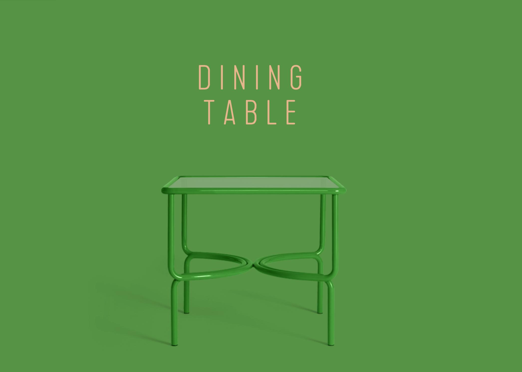 Locus Solus Dining Table  - Inquire