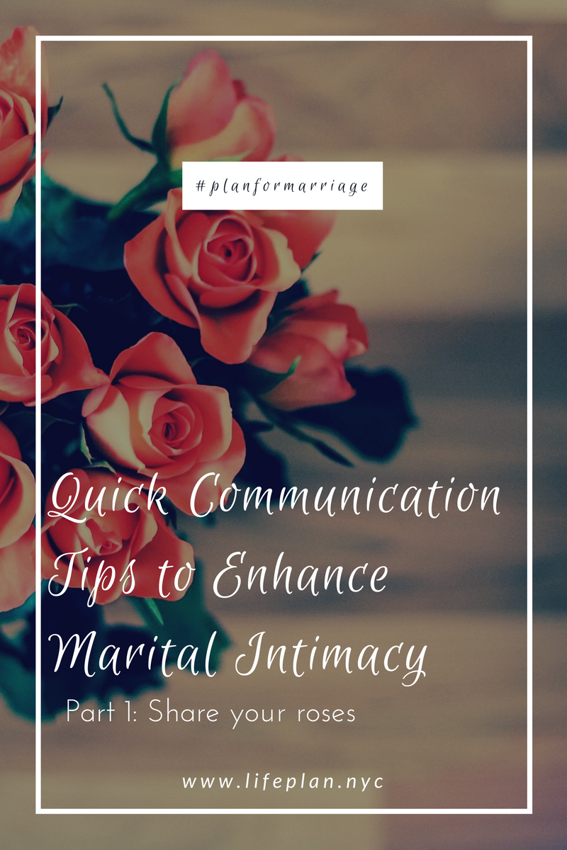 Quick Communication Tips to Enhance Marital Intimacy - Share Your Roses