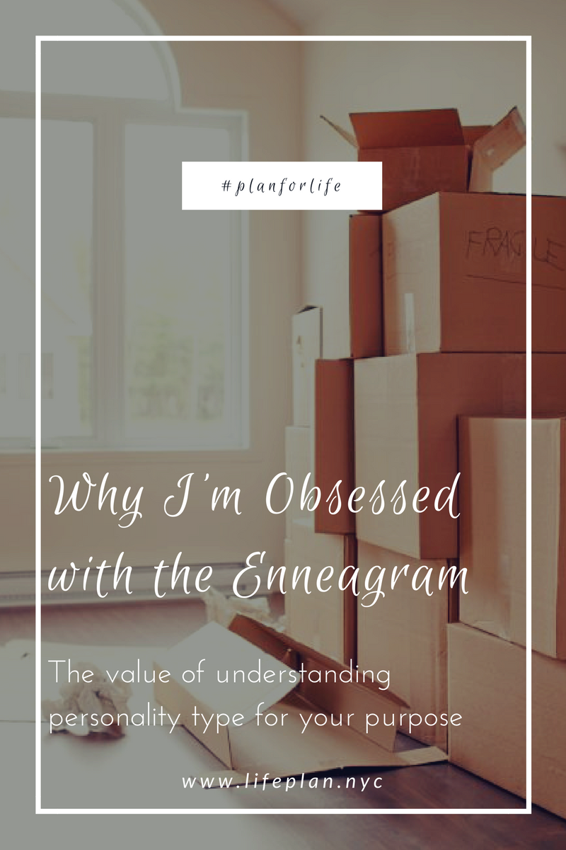 Why I'm Obsessed with the Enneagram